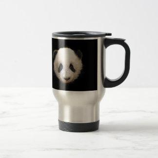 Baby Panda 15 Oz Stainless Steel Travel Mug