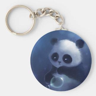 Baby Panda Bear Key Chain
