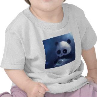Baby Panda Bear Tee Shirts