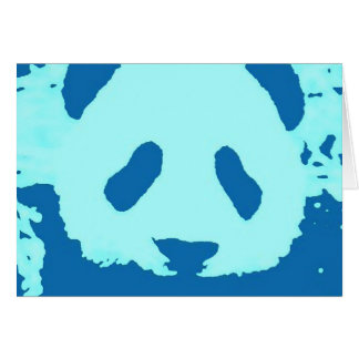 Baby Panda Card