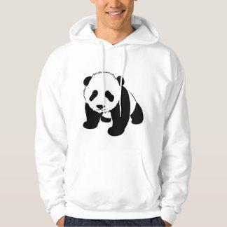 Baby Panda cub crawling towards you Pullover