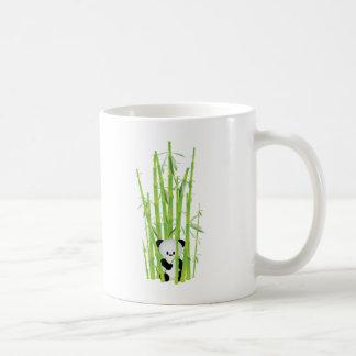 Baby Panda in Bamboo Forest Mug