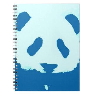 Baby Panda Notebook
