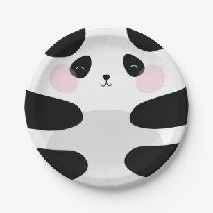 BABY PANDA PAPER PLATES  sc 1 st  Zazzle & Panda Plates | Zazzle