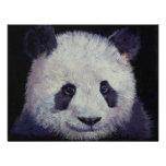 Baby Panda Party Invitation