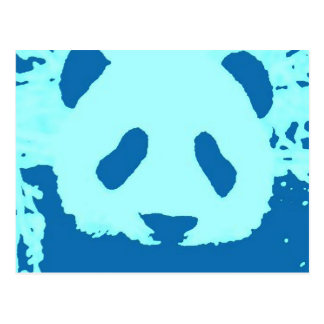Baby Panda Postcard