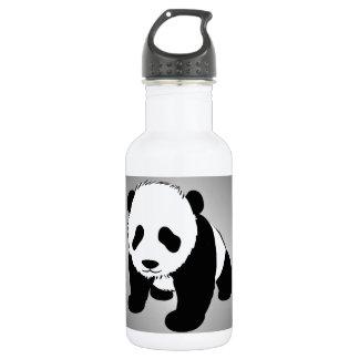 Baby Panda Stainless Steel Water Bottle