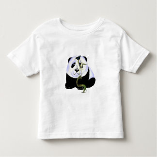 *Baby Panda Toddler T-shirt