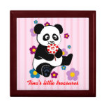 Baby Panda with lollipop Gift Boxes