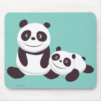 Baby Pandas Mouse Pad