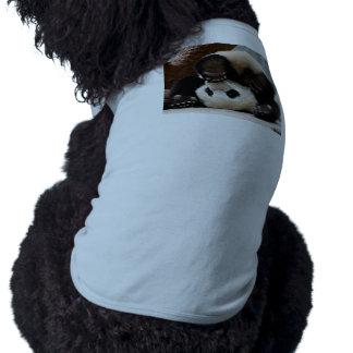 Baby pandas playing - baby panda  cute panda T-Shirt