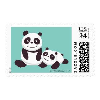 Baby Pandas Postage