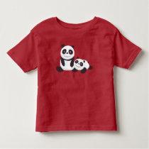 Baby Pandas Toddler T-shirt