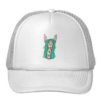 Baby papoose graphic.png trucker hat