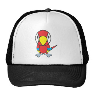 Baby Parrot Trucker Hat