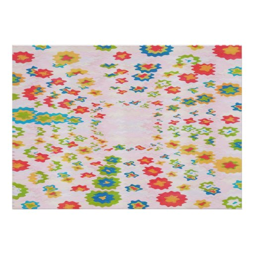 BABY Party Decorations Poster