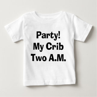 Baby Party Shirt
