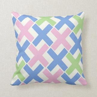 Baby Pastel Xs Throw Pillow