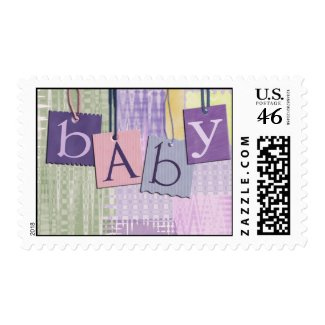 Baby Patches Postage stamp