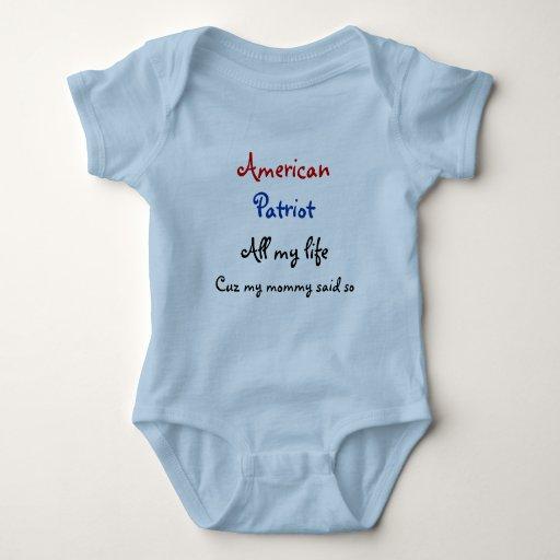 Baby Patriot T-shirt