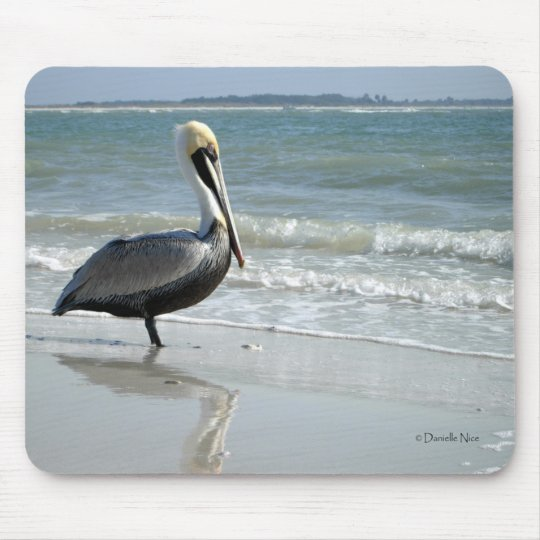 Baby Pelican Mousepad