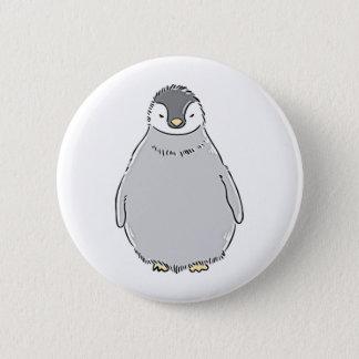 Baby Penguin Button