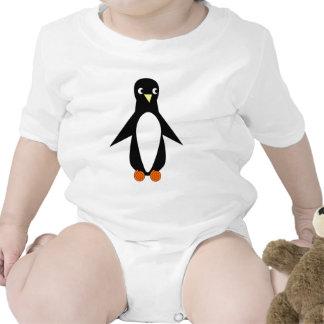 Baby Penguin - cute animal tshirt for kids