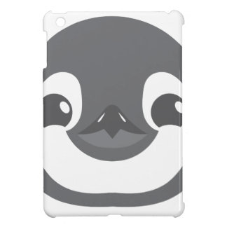 baby penguin face cover for the iPad mini