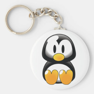 Baby_penguin Keychain