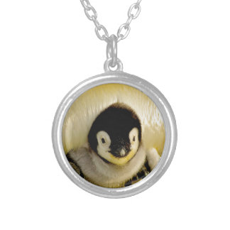 Baby Penguin Personalized Necklace