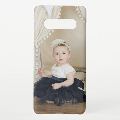Baby Phone Cases Photo Samsung Galaxy S10 Case