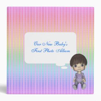 Baby Photo Album Avery Binder