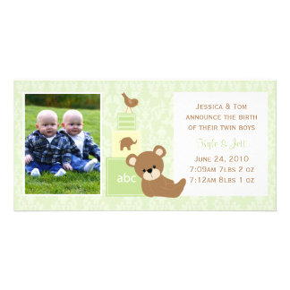 Baby Photo Announcement