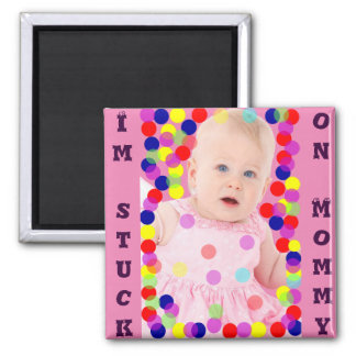 Baby Photo Customize Magnet
