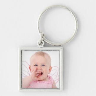 Baby Photo Key chain
