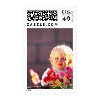 Baby Photo Postage