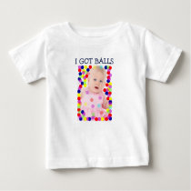Baby Photo T-shirts Customize