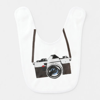 Baby photographer bib