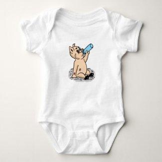 Baby Pig Baby's Tshirt
