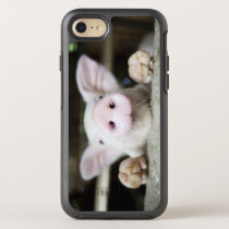 Baby Pig in Pen, Piglet OtterBox Symmetry iPhone 8/7 Case