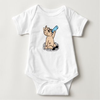 Baby Pig Infant Tshirt