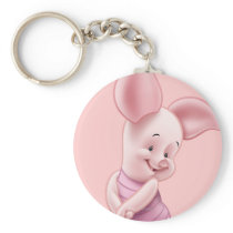 Baby Piglet Keychain