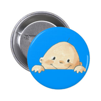 BABY PINBACK BUTTON