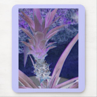 Baby Pineapple Plant Mouse Pad