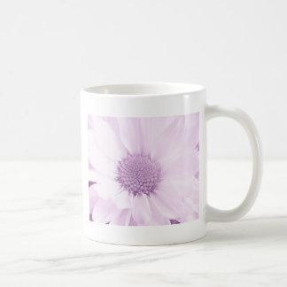 Baby Pink Daisy Classic White Coffee Mug
