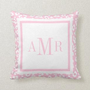 Pink Cheetah Pillows Decorative Amp Throw Pillows Zazzle