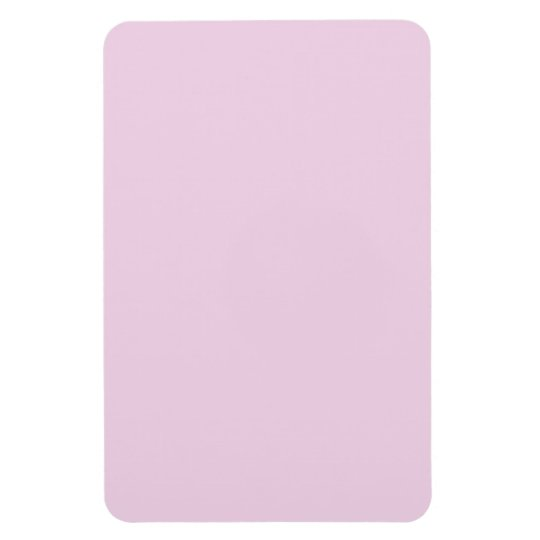 Baby pink magnet