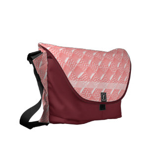 Baby Pink Messenger Bag