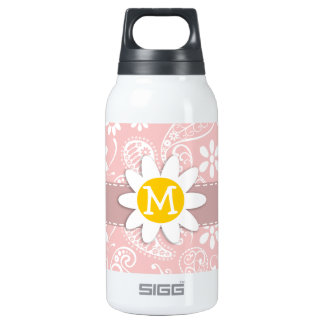 Baby Pink Paisley; Daisy SIGG Thermo 0.3L Insulated Bottle