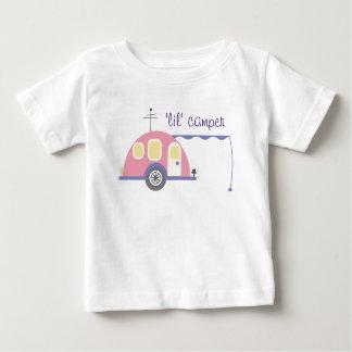 Baby Pink Trailer Baby T-Shirt